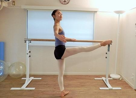 バレエ整体・ドゥバンの改善例