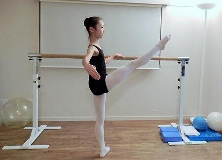 バレエ・ドゥバンの改善例